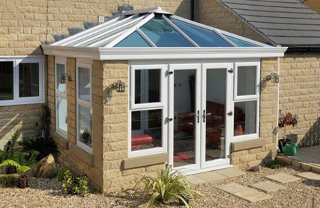 Photo of a conservatory