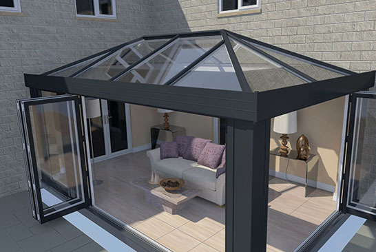 Photo of an orangery