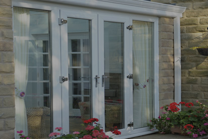 Photo of french doors
