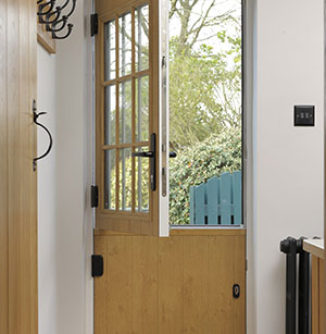 Photo of sliding stable doors