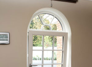Photo of a tilt & Turn window