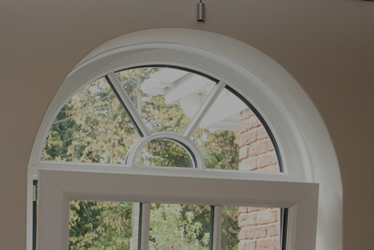 Photo of a tilt and turn windows